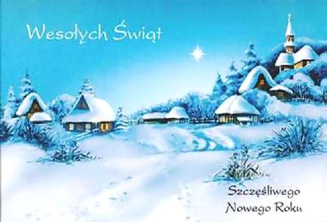 frohe weihnachten polnisch my blog